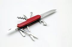 armia noża szwajcarskie Obraz Stock