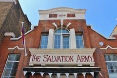 Armia Zbawienia Zdjęcie Royalty Free