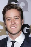 Armie Hammer Stock Images