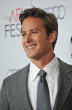 Armie Hammer Stockfotos