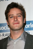 Armie Hammer Stock Photography