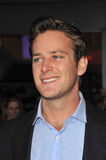 Armie Hammer Royalty Free Stock Images