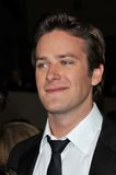 Armie Hammer Stock Photo