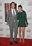 Armie Hammer, Elizabeth Chambers Royalty Free Stock Photography