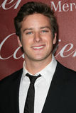 Armie Hammer Stock Image