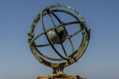 Armillary sphere royalty free stock image