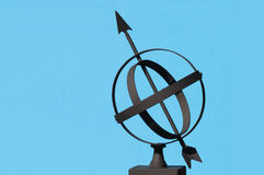 Armillary Sphere Stock Photo