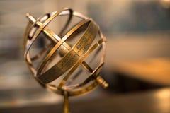 armillary sphere Fotografering för Bildbyråer