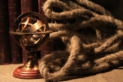 Armillary Sphere Globe Royalty Free Stock Images