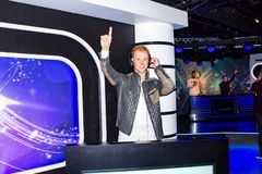 Armin van Buuren royalty free stock photos
