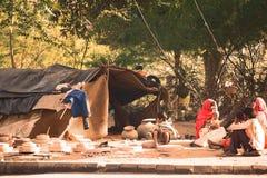 Armoede stock afbeelding