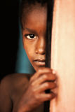 Armoede royalty-vrije stock foto's