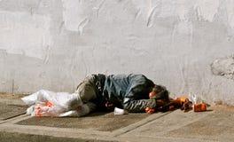 Armoede, Colombia stock foto