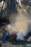 Armoede - Myanmar - Birma Stock Afbeeldingen