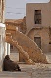 Armoede in Noord-Afrika Stock Afbeeldingen