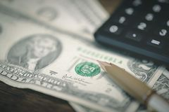 armoede schulden besparingen stock afbeeldingen