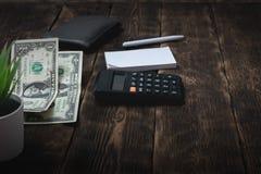 armoede schulden besparingen royalty-vrije stock afbeelding