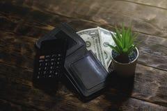 armoede schulden besparingen stock afbeelding
