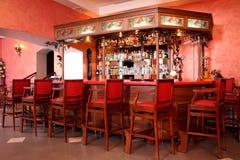 Armoire de bar Images stock