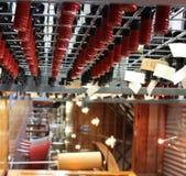 Armoire de vin Image libre de droits