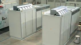 Armoires de protection de générateur Armoires de protection pour la production automatique banque de vidéos