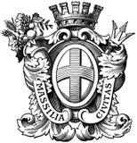 armoirie-002 Royalty Free Stock Photo