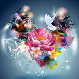 Armonía Imagen de archivo libre de regalías