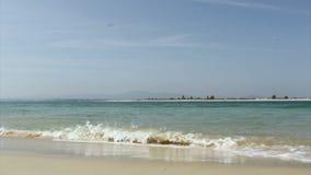 Armonaeiland, Ria Formosa View Algarve Royalty-vrije Stock Foto