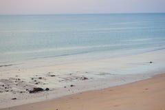 Armonia della spiaggia dell'oceano Immagine Stock Libera da Diritti