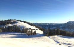 Armonia delle alpi Fotografie Stock
