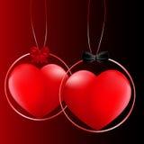 Armonia di amore Immagini Stock Libere da Diritti
