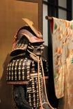 Armor of Asano (Aki) clan royalty free stock photo