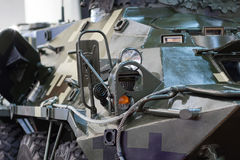 Armor and attachments armored closeup Royalty Free Stock Photography