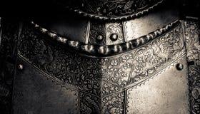Armor Detail medieval imagens de stock royalty free