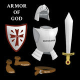 Armor of God Stock Photography