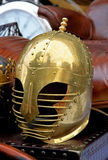 Armor helmet Stock Photography