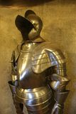 Armor of a Knight Stock Photos