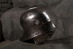 Armor of the medieval knight Stock Photo