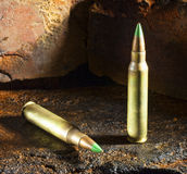 Armor piercing ammo Royalty Free Stock Image