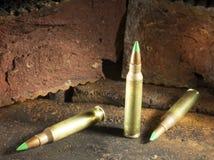 Armor piercing ammo Stock Photo