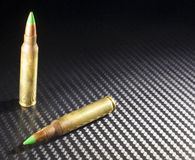Armor piercing rounds Royalty Free Stock Photos