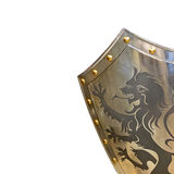 Armor shield Royalty Free Stock Images