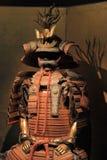 Armor of Tokugawa clan royalty free stock image