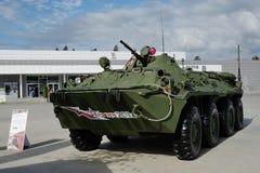 armored войск несущей Стоковые Фотографии RF