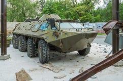 armored войск несущей Стоковая Фотография