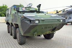 Armored машина скорой помощи Стоковое Фото