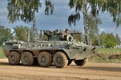 Armored несущая стоковая фотография
