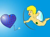 armored сердце Бесплатная Иллюстрация