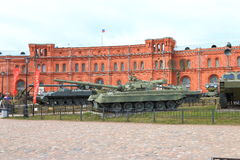 armored Royaltyfri Foto