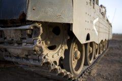 armored armécorp-israel Arkivbilder